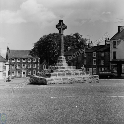 Market Cross, Middleham